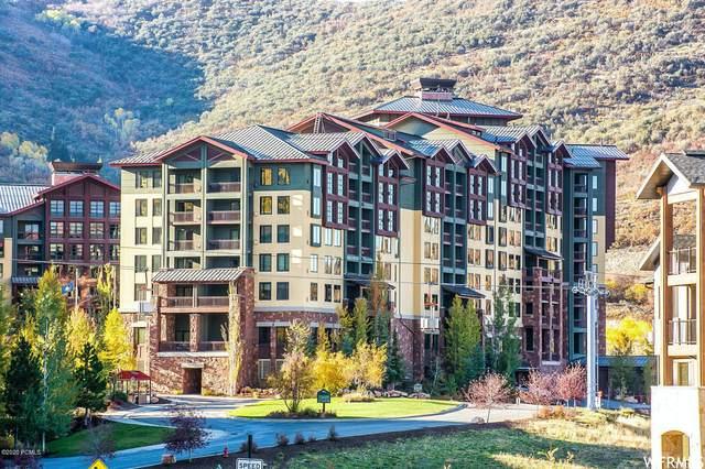 3855 N Grand Summit Dr #407, Park City, UT 84098 (#1773265) :: Bustos Real Estate | Keller Williams Utah Realtors