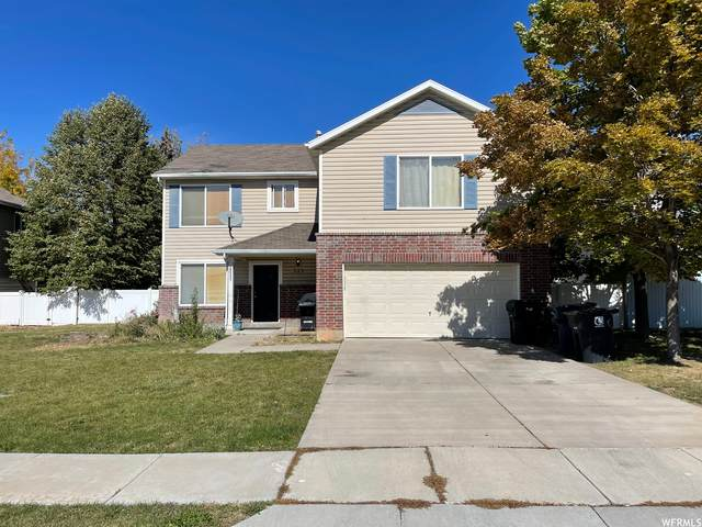 525 E 1800 S, Clearfield, UT 84015 (#1773271) :: Doxey Real Estate Group