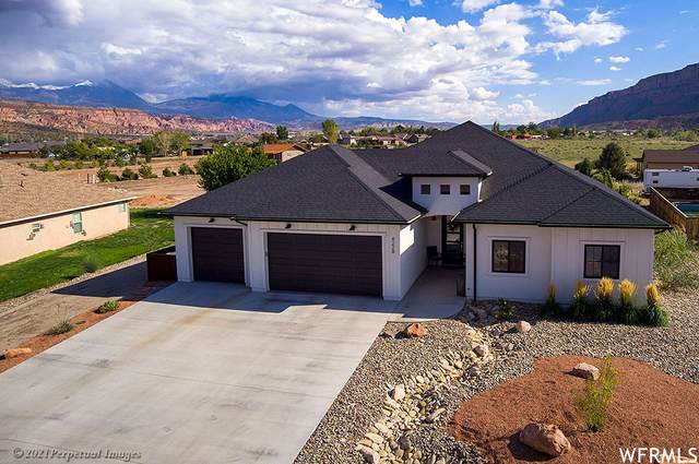 4228 Jessica Dr, Moab, UT 84532 (#1773286) :: Colemere Realty Associates