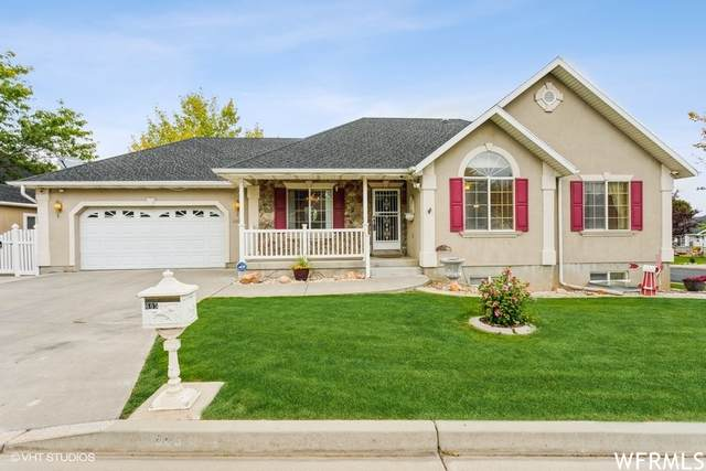 605 S Loafer View Dr, Payson, UT 84651 (#1773303) :: Doxey Real Estate Group