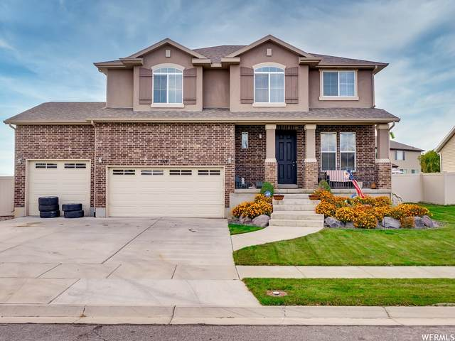 5891 S 4500 W, Hooper, UT 84315 (MLS #1773308) :: Lookout Real Estate Group
