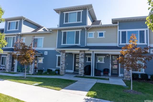 1822 W Ikaros Ln, South Jordan, UT 84095 (#1773330) :: Bustos Real Estate | Keller Williams Utah Realtors