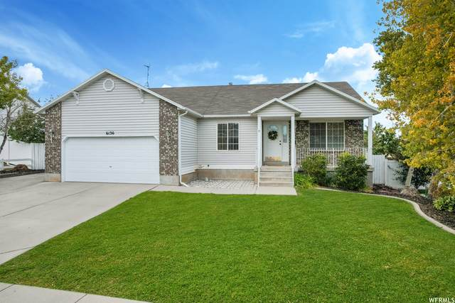 6136 W Mount Montana Dr S, West Valley City, UT 84118 (#1773337) :: Doxey Real Estate Group