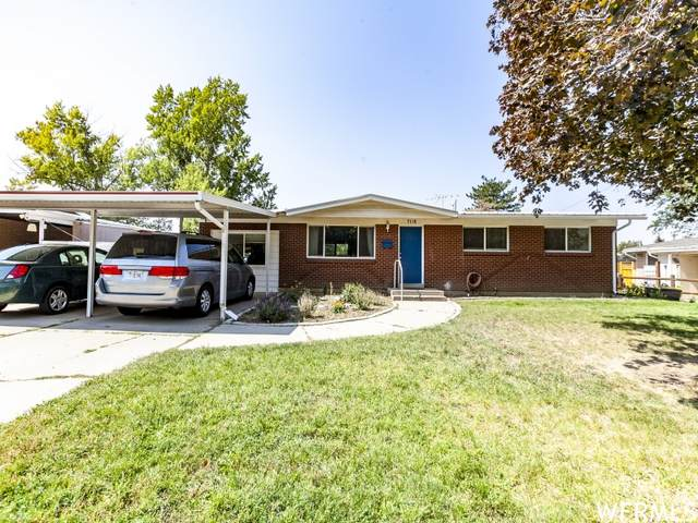 7118 S 2985 E, Cottonwood Heights, UT 84121 (#1773340) :: Bustos Real Estate | Keller Williams Utah Realtors