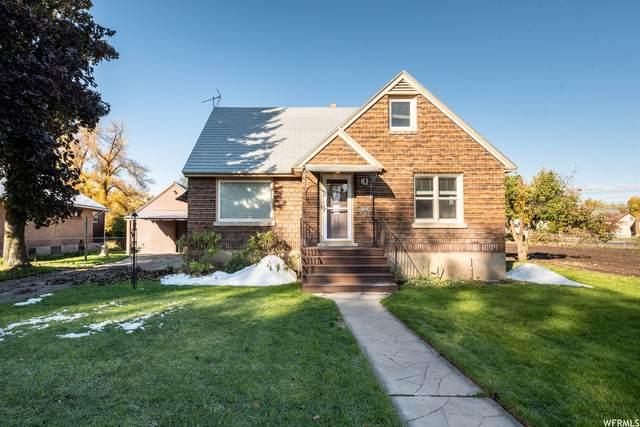 83 N 400 W, Logan, UT 84321 (#1773365) :: Pearson & Associates Real Estate