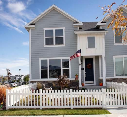 5121 W Redpoll Ct S, Herriman, UT 84096 (#1773380) :: Berkshire Hathaway HomeServices Elite Real Estate
