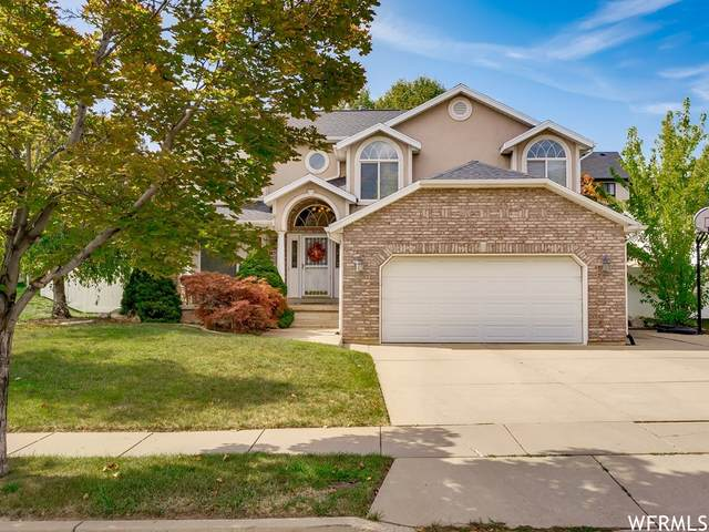 2401 N 1400 E, Layton, UT 84040 (#1773386) :: The Perry Group