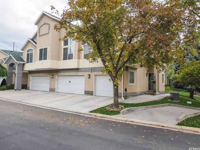 1140 E Parkway Ave F1, Salt Lake City, UT 84106 (#1773390) :: Doxey Real Estate Group