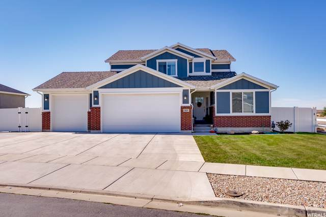 829 S Steed Dr, Syracuse, UT 84075 (#1773401) :: Doxey Real Estate Group