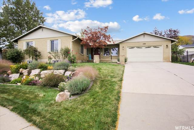 400 N 900 E, Kaysville, UT 84037 (#1773405) :: Kennedy Anderson | Realty One Group Areté