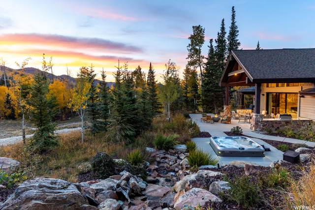 229 White Pine Canyon Rd, Park City, UT 84060 (MLS #1773428) :: Lookout Real Estate Group