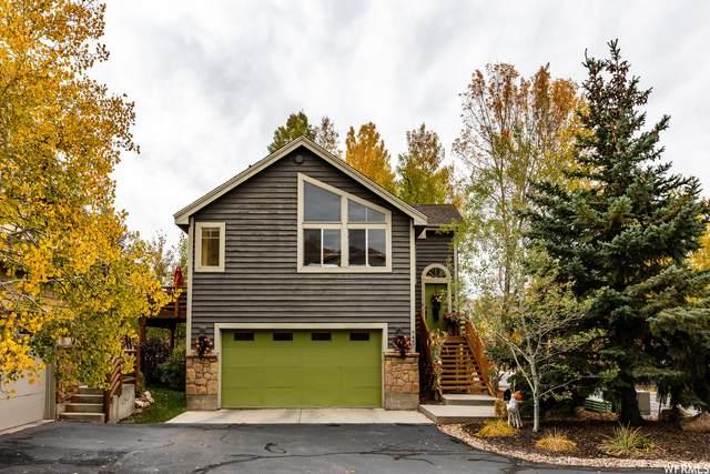 7497 Brook Hollow Loop Rd, Park City, UT 84098 (#1773437) :: Gurr Real Estate