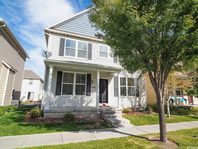 1578 W Kingsbarn Way S, West Valley City, UT 84119 (MLS #1773451) :: Lookout Real Estate Group