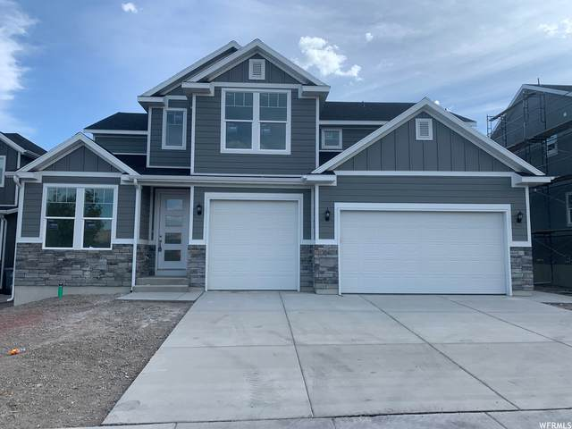 927 W Fairfield Rd, Saratoga Springs, UT 84045 (#1773488) :: Doxey Real Estate Group