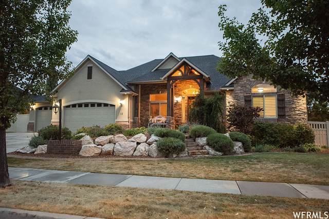 12 S Shadow Breeze Rd, Kaysville, UT 84037 (#1773491) :: Kennedy Anderson | Realty One Group Areté