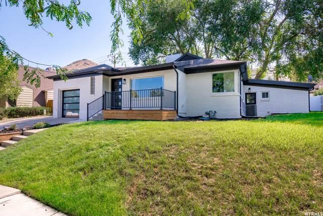 2133 Broadmoor St, Salt Lake City, UT 84109 (#1773493) :: Utah Dream Properties