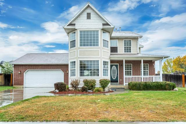 445 N 2330 W, Provo, UT 84601 (#1773504) :: Colemere Realty Associates