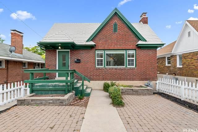 432 S University St, Salt Lake City, UT 84102 (#1773513) :: Doxey Real Estate Group