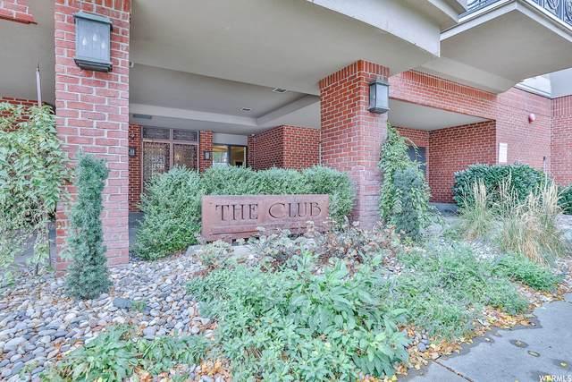 150 S 300 E #408, Salt Lake City, UT 84111 (#1773531) :: Doxey Real Estate Group