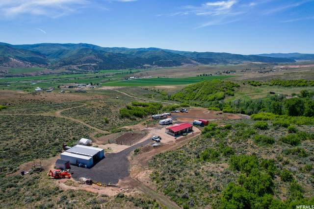 1498 W Bradbury Canyon Ln, Coalville, UT 84017 (MLS #1773580) :: Lookout Real Estate Group