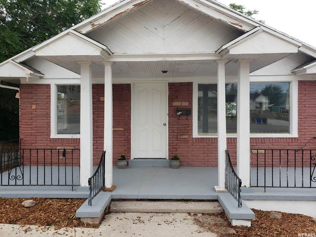 442 S Main St, Tooele, UT 84074 (#1773606) :: Colemere Realty Associates