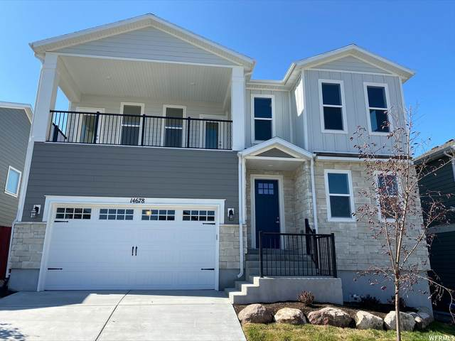 14678 S Silver Blossom Way E #603, Draper, UT 84020 (MLS #1773625) :: Lookout Real Estate Group