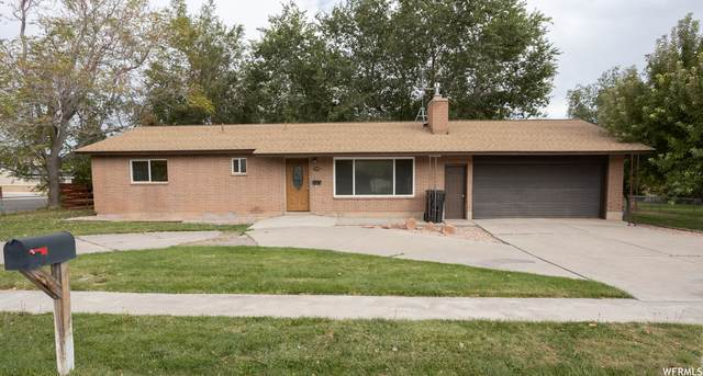 390 N 500 W, Richfield, UT 84701 (#1773630) :: Doxey Real Estate Group