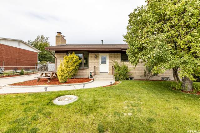 3980 S Boot Hill Dr W, West Valley City, UT 84120 (#1773637) :: Utah Dream Properties
