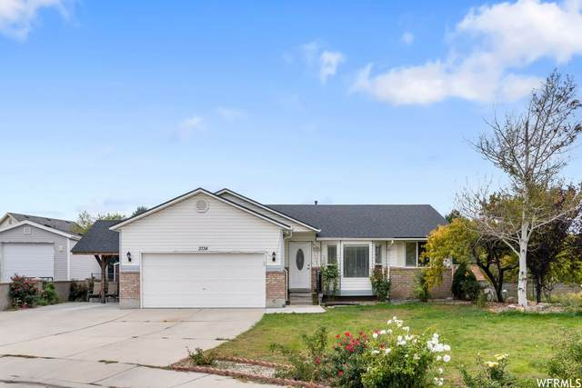 3734 Lancashire Cir S, West Valley City, UT 84119 (MLS #1773642) :: Lookout Real Estate Group
