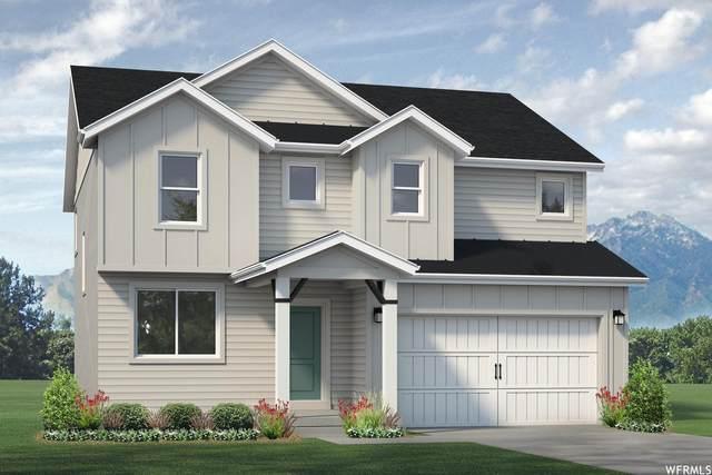 2103 W Sunrise Ranch Dr #84, Mapleton, UT 84664 (#1773655) :: Colemere Realty Associates