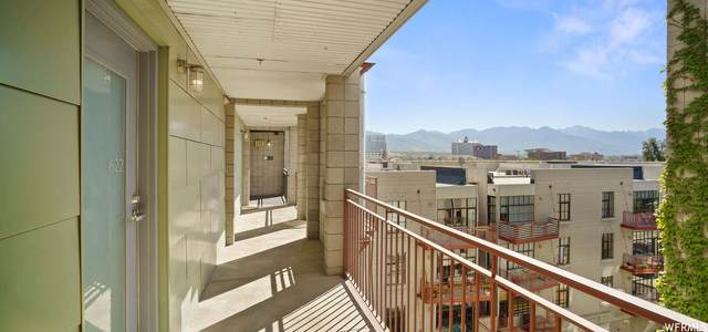 360 W 300 S #622, Salt Lake City, UT 84101 (#1773661) :: Bear Phelps Group