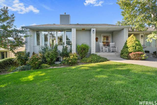 982 N 400 W A, American Fork, UT 84003 (#1773670) :: Colemere Realty Associates