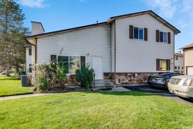 5235 S Glendon St N1, Murray, UT 84123 (#1773677) :: Bustos Real Estate | Keller Williams Utah Realtors