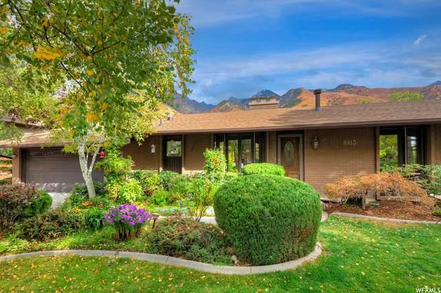 8813 S Russell Park Rd, Cottonwood Heights, UT 84121 (#1773683) :: Bustos Real Estate | Keller Williams Utah Realtors