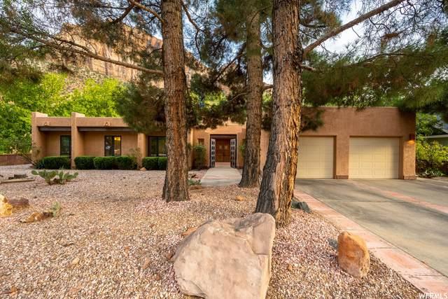 517 Watchman Dr, Springdale, UT 84767 (MLS #1773705) :: Lookout Real Estate Group