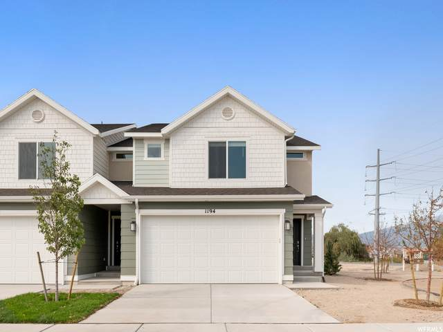 8476 W Beckville Dr S #234, Magna, UT 84044 (MLS #1773714) :: Lawson Real Estate Team - Engel & Völkers