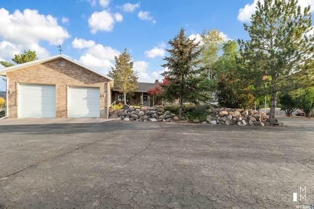 2824 N 2300 W, Cedar City, UT 84721 (#1773748) :: Doxey Real Estate Group