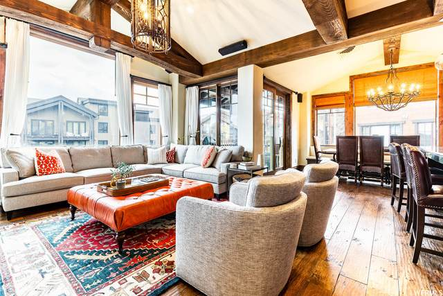 8902 Empire Club Dr #708, Park City, UT 84060 (#1773776) :: The Perry Group