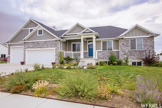 45 N Village Park Dr, Layton, UT 84041 (#1773783) :: The Perry Group