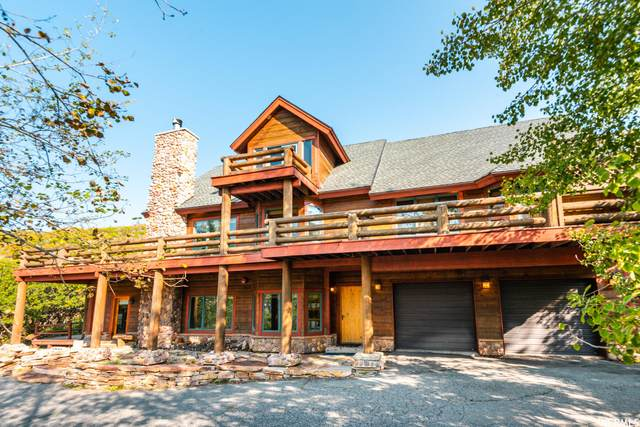 938 Aerie Dr, Park City, UT 84060 (#1773786) :: The Perry Group
