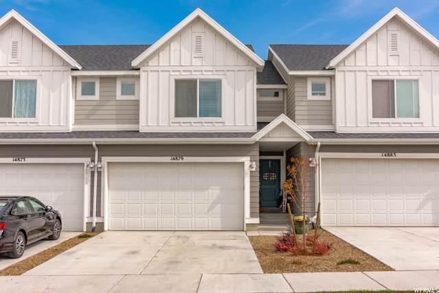 14879 S Pele Ln #163, Herriman, UT 84096 (#1773796) :: Utah Real Estate