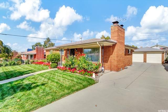 351 E Saunders St S, Salt Lake City, UT 84107 (MLS #1773814) :: Lookout Real Estate Group