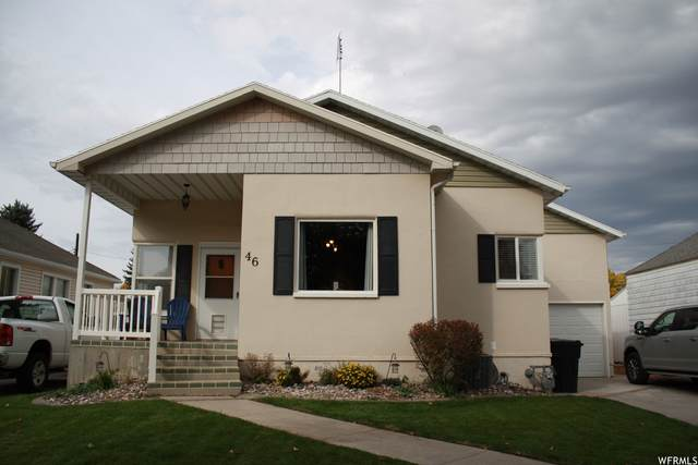 46 W 1ST N, Preston, ID 83263 (#1773878) :: The Perry Group