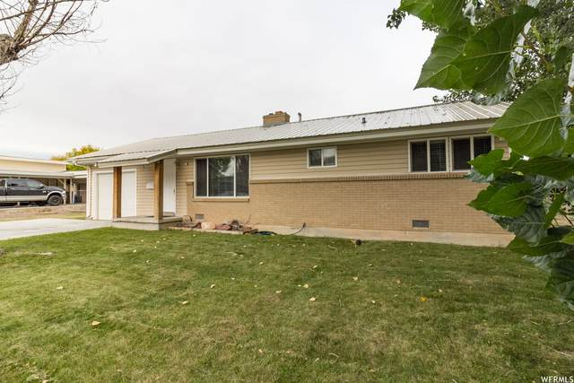 39 S Dale Ave W, Vernal, UT 84078 (#1773899) :: Colemere Realty Associates