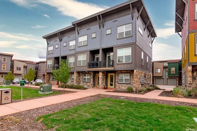 1370 Center Dr #18, Park City, UT 84098 (#1773917) :: Powder Mountain Realty