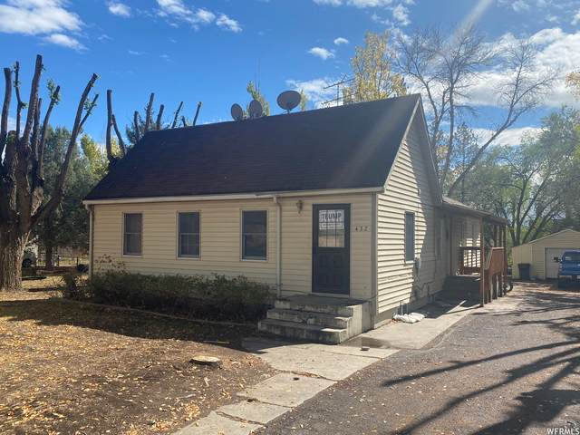 432 E 200 N, Roosevelt, UT 84066 (MLS #1773934) :: Lookout Real Estate Group