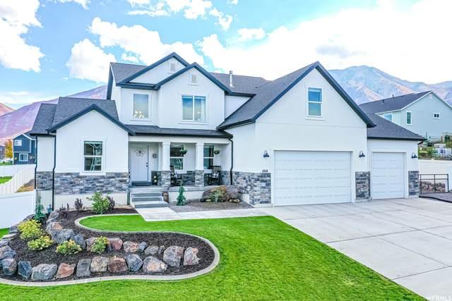 1014 N Christley Ln, Elk Ridge, UT 84651 (MLS #1773945) :: Lookout Real Estate Group