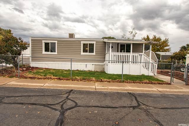 1287 W 500 N #155, Clearfield, UT 84015 (#1773946) :: Utah Dream Properties