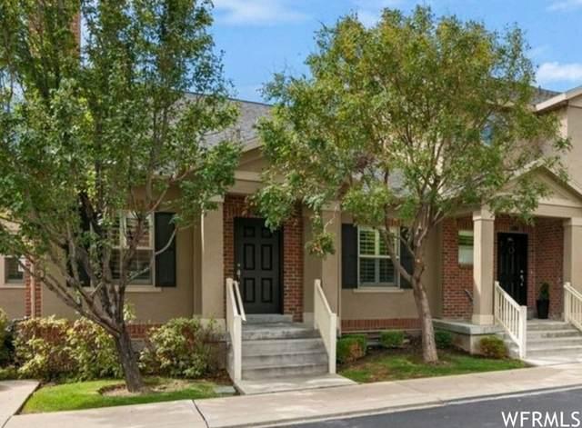 256 E Backhand Ln, Lehi, UT 84043 (#1773964) :: Doxey Real Estate Group