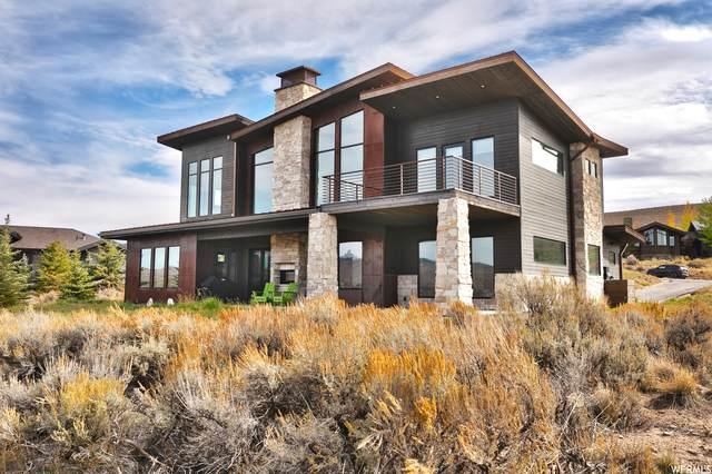 6321 Dakota Trail, Park City, UT 84098 (#1773970) :: Utah Dream Properties